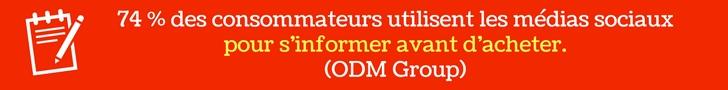 pack posts sociaux ODM Group