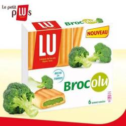 LU Brocolu 2014 promotion decalee