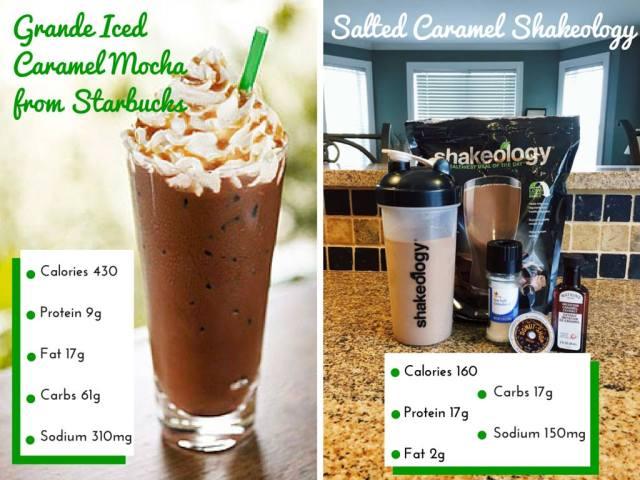 shakeology Caramel Mocha