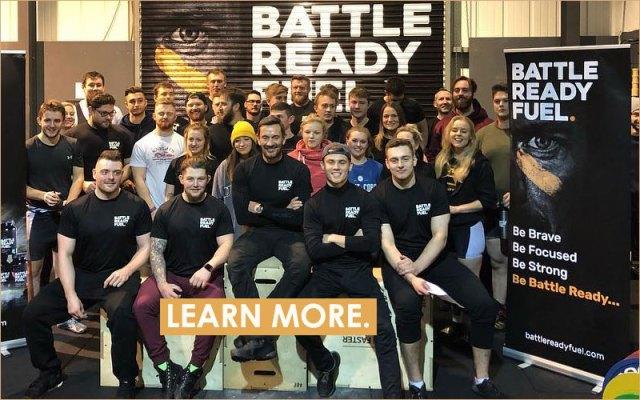 Battle ready Fuel elite supplements