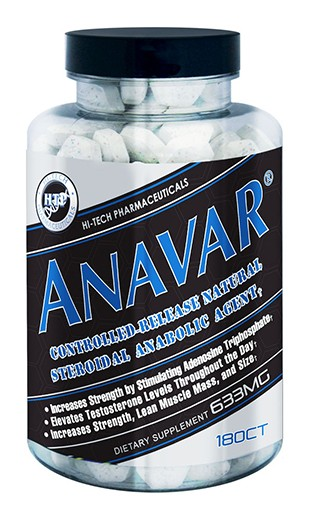 Anavar steroids review