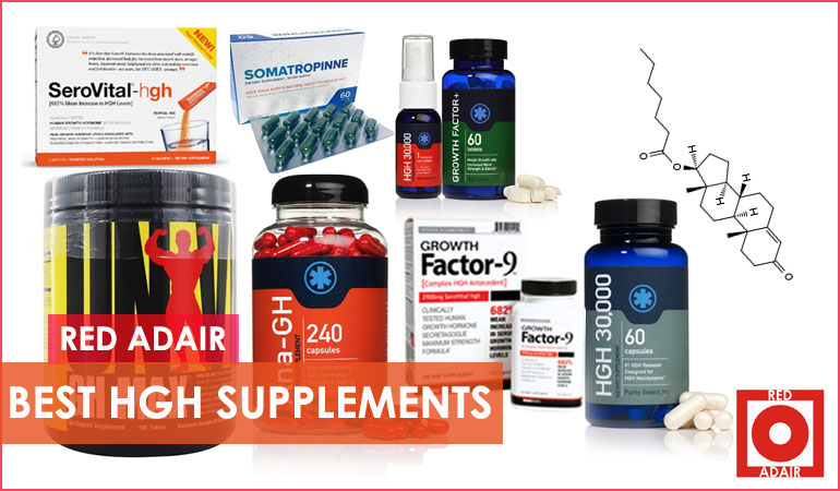 Best HGH For Sale – Top 3 Human Growth Hormone HGH Supplements
