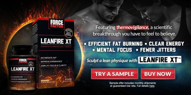 LeanFire XT Fat Burner