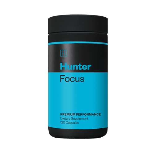 hunter focus and nootropic supplements for men