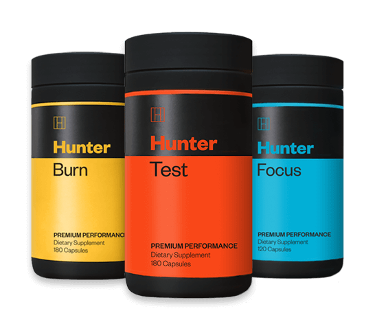 Hunter Supplements for men
