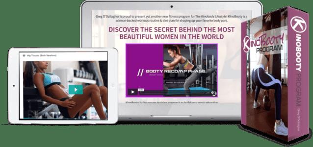 Kinobody Programs for lean body