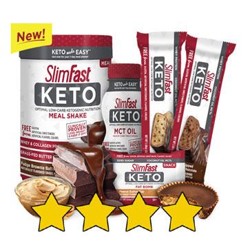 Slimfast Keto Reviews