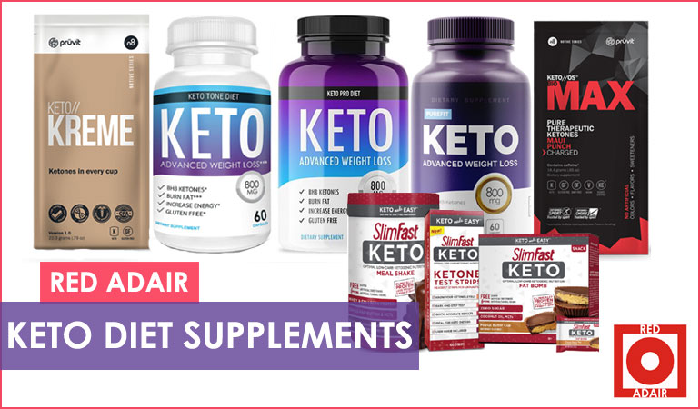 Keto diet supplements for weight loss