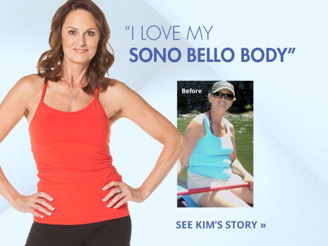 Sono Bello Body Transformation before and after pictures