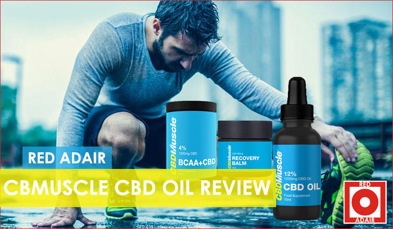 CBD Oil for muscle recovery