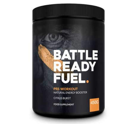 Battle Ready Fuel Pre Workout Supplements