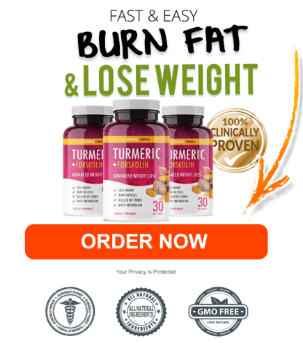 Buy Turmeric forskolin weight loss supplements