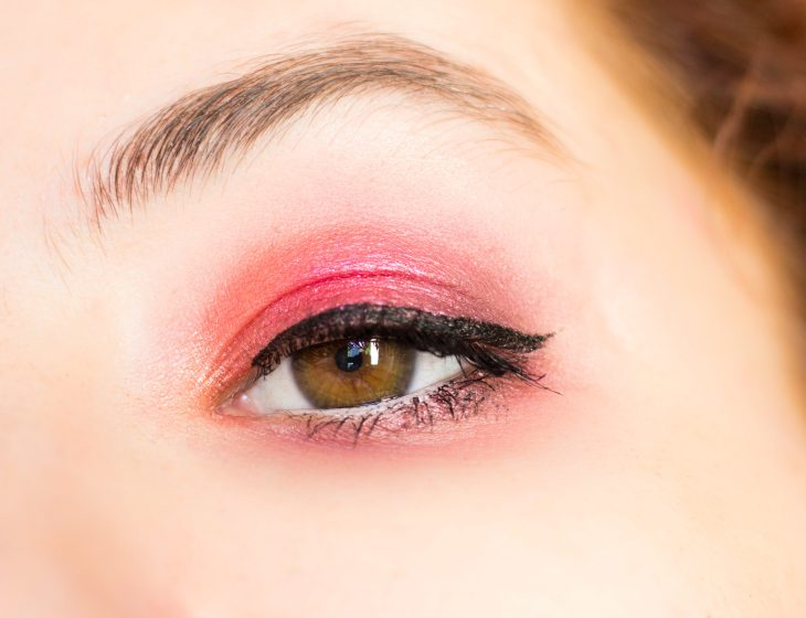 Makeup Huda beauty obsession palette ruby
