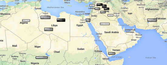 Islamic State wilayat, IS, ISIS