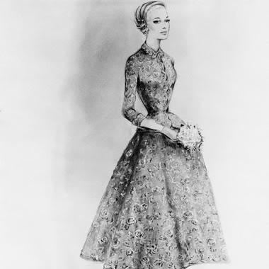 Grace Kelly e gli abiti Helen Rose