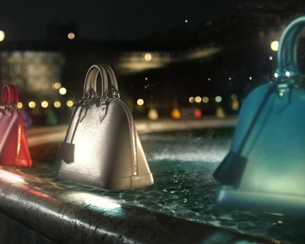 Louis Vuitton Color Bags: Autunno/Inverno 2012