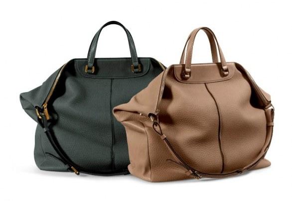 La nuova Miky bag di Tod's