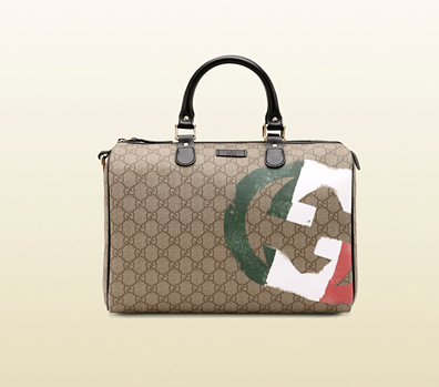Gucci bauletto Bandiera Italia – Limited Edition
