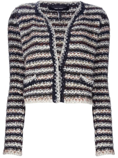 Isabel Marant giacca cardigan in lana