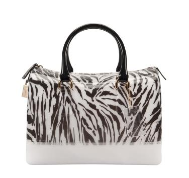 Furla Candy Bag Zebra