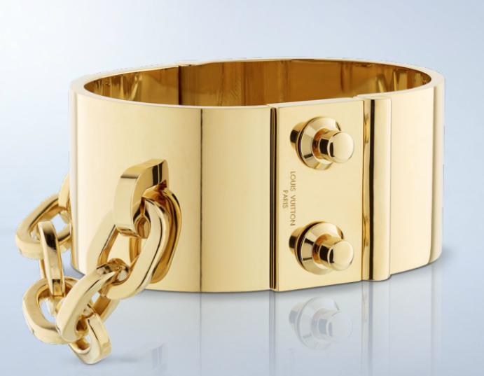 Vuitton bracciale Lockit