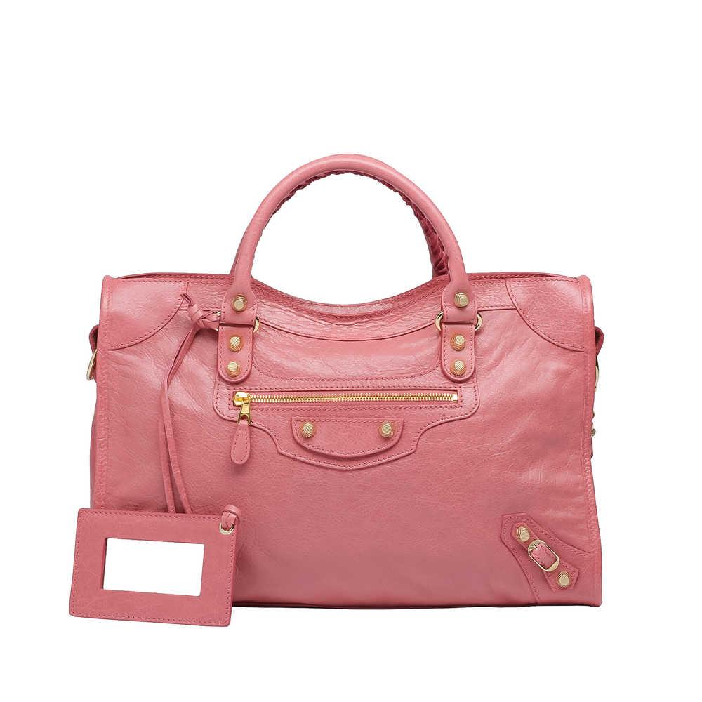 Balenciaga Giant 12 City rosa caramella