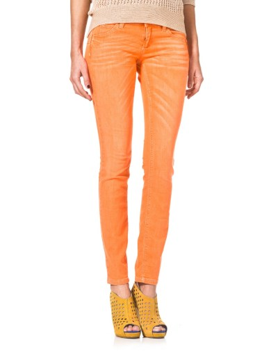 Benetton jeans skinny lift up