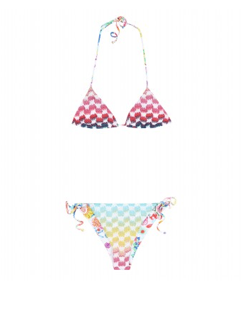 Missoni Mare bikini crochet