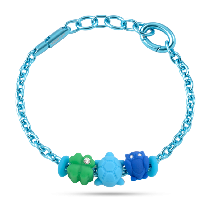 Morellato bracciali Colours con charms in silicone