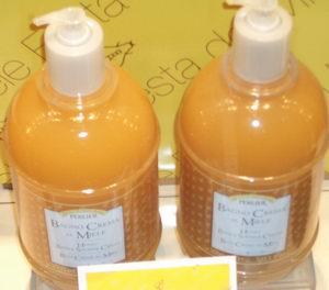 bagnosciuma perlier al miele