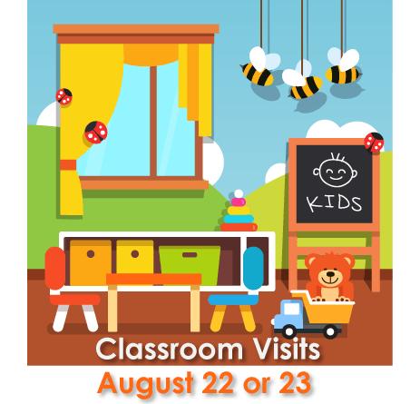 Classroom Visits 2018/2019