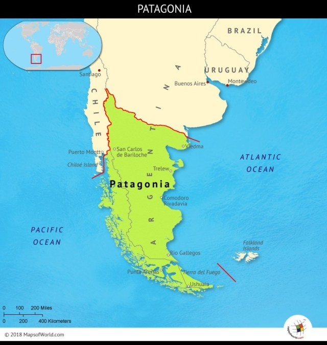 where is patagonia
