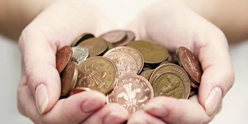coins in dreams