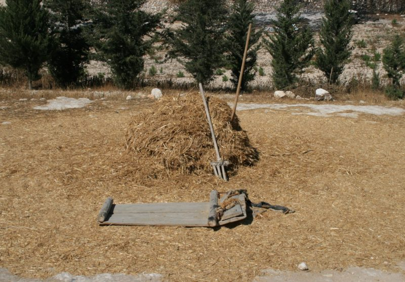 SPIRITUAL SIGNIFICANCE OF THRESHING FLOOR