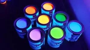 Making phosphorescent home paint