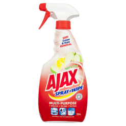 Ajax Spray N' Wipe Apple Blossom Multi-Purpose Spray - 500ml