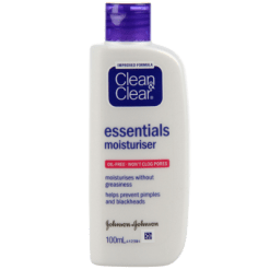 Clean & Clear Essentials Moisturiser - 100ml