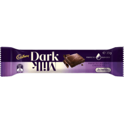Cadbury Dairy Milk Perfectly Blended Milk Chocolate Bar - 35g