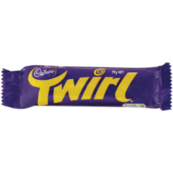 Cadbury Twirl Chocolate Bar - 39g