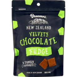 Donovans Velvety Chocolate Fudge - 200g
