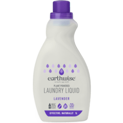 Earthwise Lavender Plant Powered Laundry Liquid - 1l