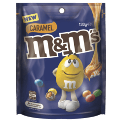 M&M's Caramel Confectionery - 130g
