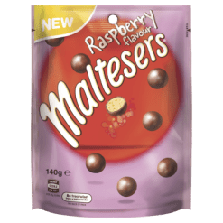 Maltesers Raspberry Chocolate Confectionery - 140g