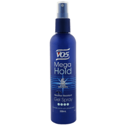VO5 Mega Hold Gel Spray - 200ml