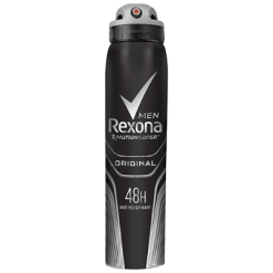 Rexona Men Original Dry Long Lasting 48H Deodorant - 250ml