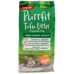 VitaPet Natural Tofu Litter - 3l