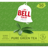 Bell Pure Green Zesty Tea Bags - 50ea