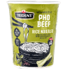 Trident Pho Beef Rice Noodle Cup - 50g