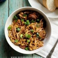 Forgotten Once Jambalaya Slow Cooker Recipe