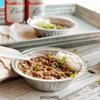 Blue Runner Red Beans and Rice Recipe